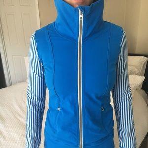 Blue Lululemon Define Jacket